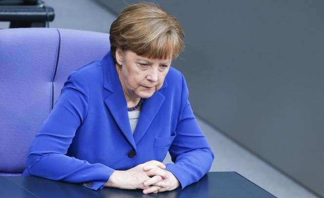 Des entreprises et des responsables politiques européens, notamment français, ont été espionnés à l'insu de la chancelière Angela Merkel.