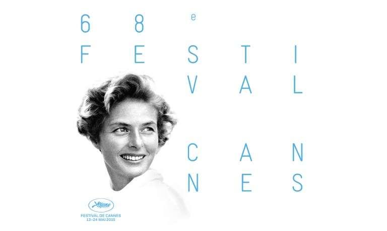 Affiche du Festival de Cannes 2015.