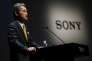 Sony Corp's President and Chief Executive Officer Kazuo Hirai speaks during a corporate strategy meeting at the company's headquarters in Tokyo, in this February 18, 2015 file photo. A group of former top Sony Corp executives has delivered an unusually blunt critique to Hirai, accusing him of losing sight of innovation by focusing on cost-cutting. REUTERS/Issei Kato/Files