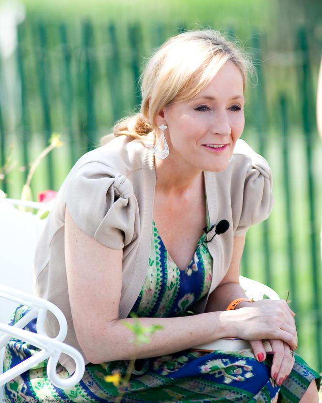 J. K. Rowling, l'autrice de «Harry Potter», signe« The Christmas Pig», à paraître le 12 octobre.
