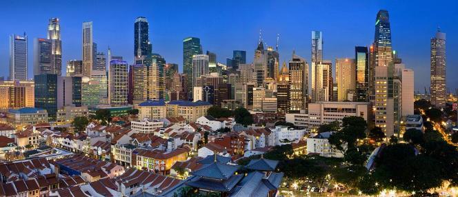 Singapour.
