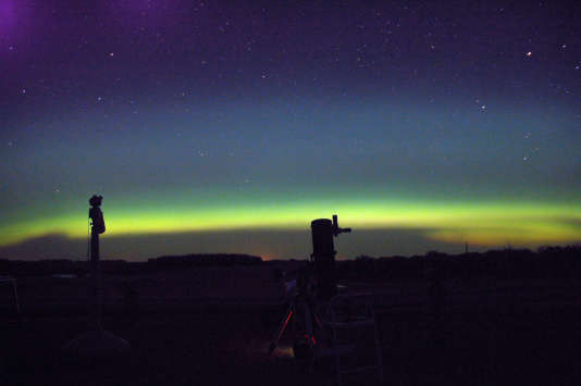 Les Nuits des étoiles auront eu lieu les 7, 8 et 9 août.