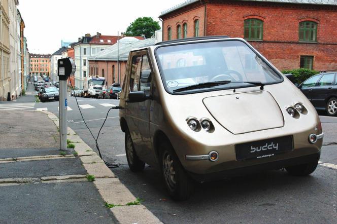 En Norvège, les véhicules électriques ont représenté 5 % des ventes cette année. Un record.