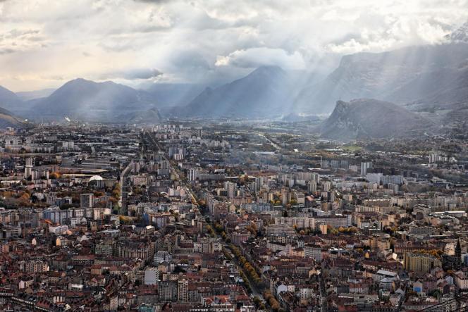 Grenoble, ville ouverte pour les réfugiés et demandeurs d'asile.