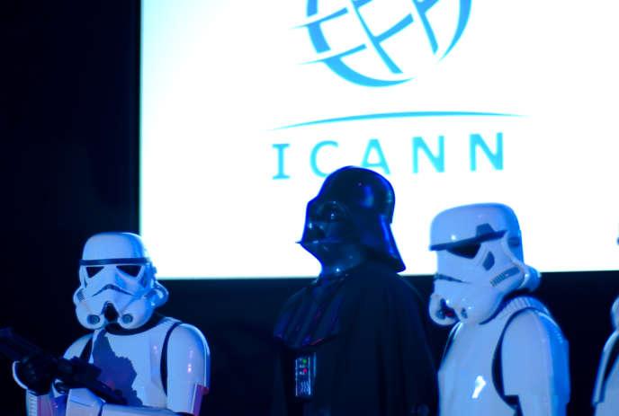 «La gouvernance de l'Internet est aujourd'hui assurée par un réseau de structures dont chacune a son propre rôle, tant au niveau mondial avec l'Icann, l'Internet Engineering Task Force (IETF), le World Wide Web Consortium (W3C) et l'Internet Society (ISOC), qu'au niveau national avec l'Afnic. »