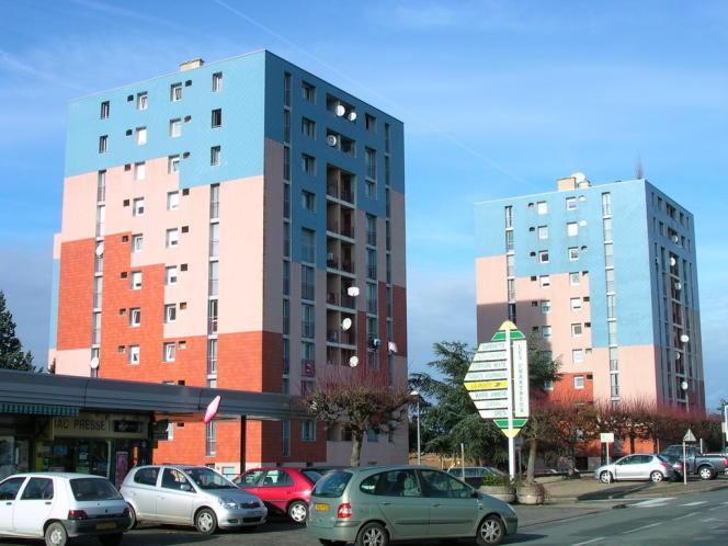 La révision des valeurs locatives exige de partir de la réalité des baux constatés et des prix du marché immobilier. Ici, le quartier des Chartreux, à Moulins (Allier).