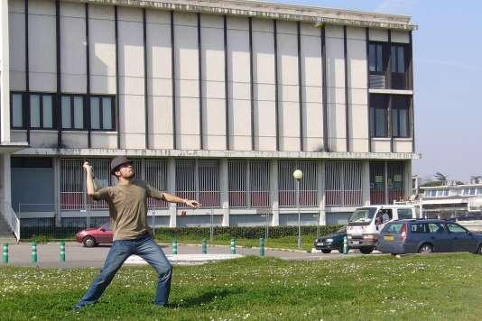 L'université Toulouse-III-Paul-Sabatier.