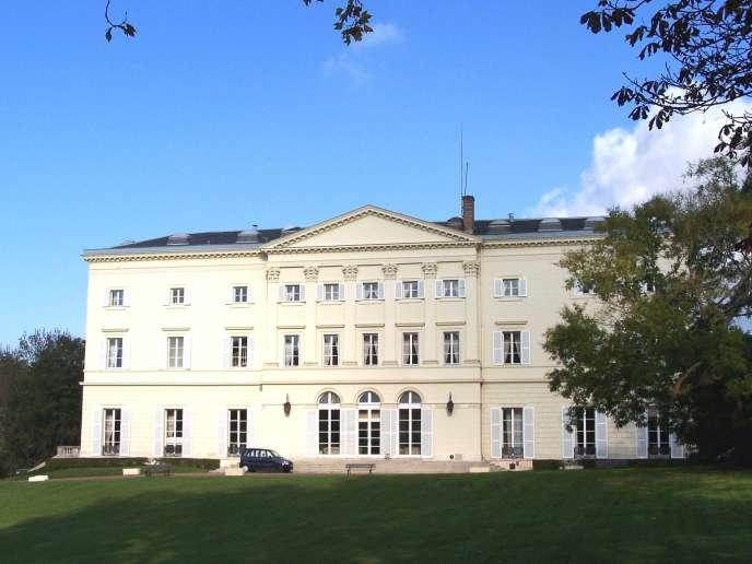 A Jouy-en-Josas (Yvelines), ce château est dédié à l'enseignement pour les Executive MBA de HEC Paris.