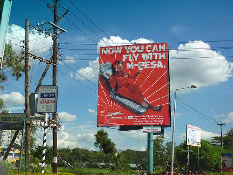 M-Pesa est la plate-forme de paiement par mobile la plus populaire du Kenya.