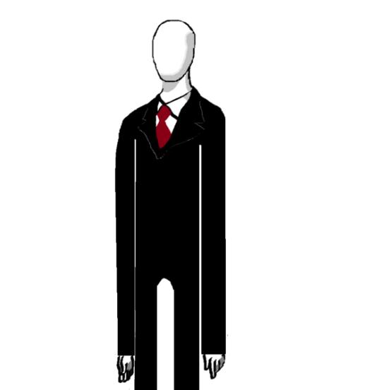 Le «Slender Man» tel qu'imaginé pour le jeu «Slender : The Arrival».