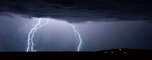 Six départements du centre-est ont été placés en vigilance orange pour des orages.