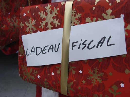 Un cadeau fiscal, vraiment ?