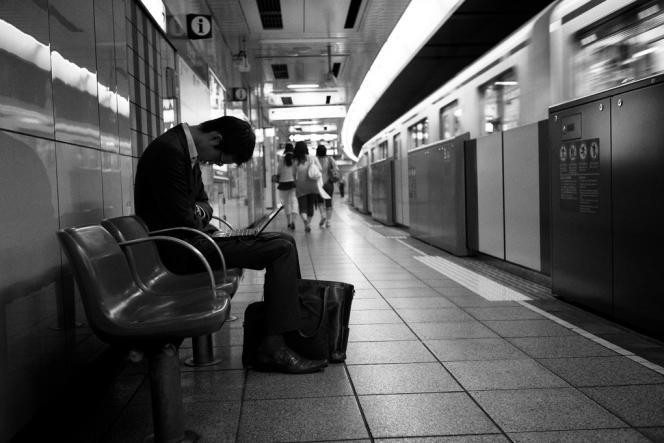 Sleep often invites itself in everyday transport.