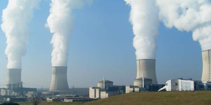 Centrale nucléaire de Cattenom (Moselle).