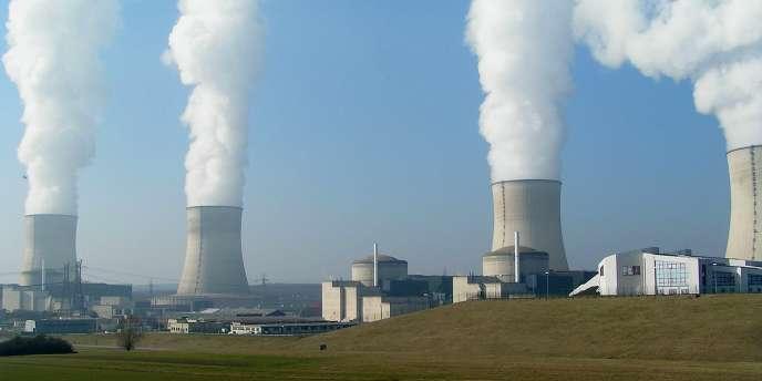 Centrale nucléaire de Cattenom. 60 % des déchets radioactifs viennent du secteur électronucléaire