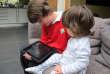 Fin 2012, plus de 10 % des familles françaises étaient équipées d'une tablette. (photo d'illustration)