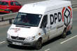 «A l'international, avec ses filiales GeoPost-DPDgroup et Asendia-Swiss Post, le groupe français fait face aux UDEF (UPS, DHL Express, FedEx-TNT), qui sont au colis express ce que les GAFA sont au numérique» (Un camion de la DPD à Plymouth, au Royaume-Uni en 2010).