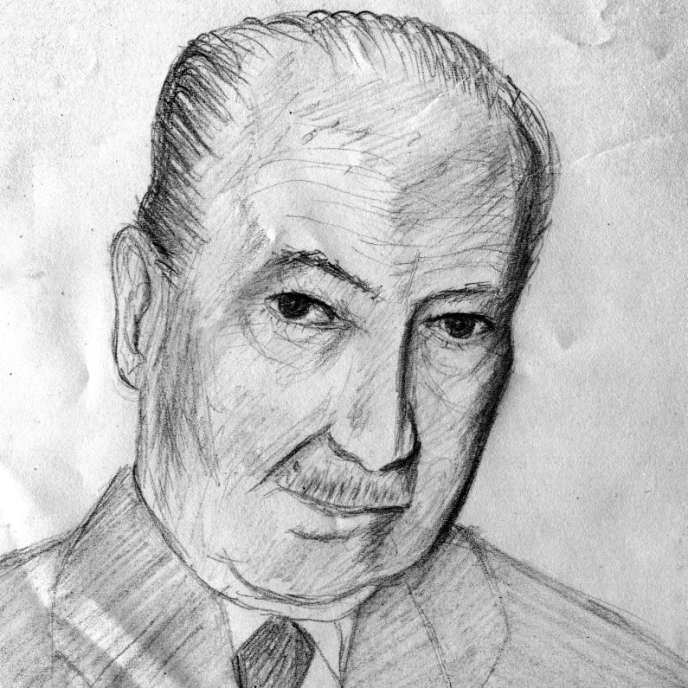 «L'amalgame, c'est celui que Sidonie Kellerer effectue entre Heidegger, membre en juillet 1942 de la Commission pour la philosophie du droit, et son président Hans Franck, avocat du parti nazi et, à partir de 1939, gouverneur général de Pologne.» (Illustration : Martin Heidegger).