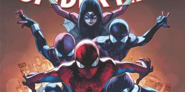 Couverture de «The Amazing Spider-Man».