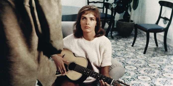 L'actrice et chanteuse Marie Laforêt est morte