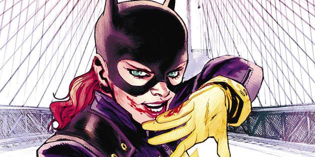 Bengal a pris en charge les dessins d'une aventure entière de «Batgirl Endgame».