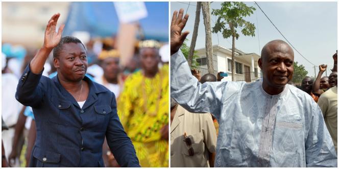 A peine réélu à la tête du Togo, le président sortant, Faure Gnassingbé, se voit contester la victoire par son principal adversaire, Jean-Pierre Fabre, qui se considère comme le président élu.