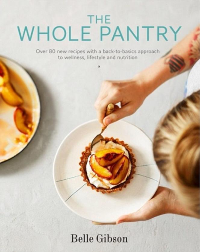 Le livre de recettes soi-disant curatives de Belle Gibson.