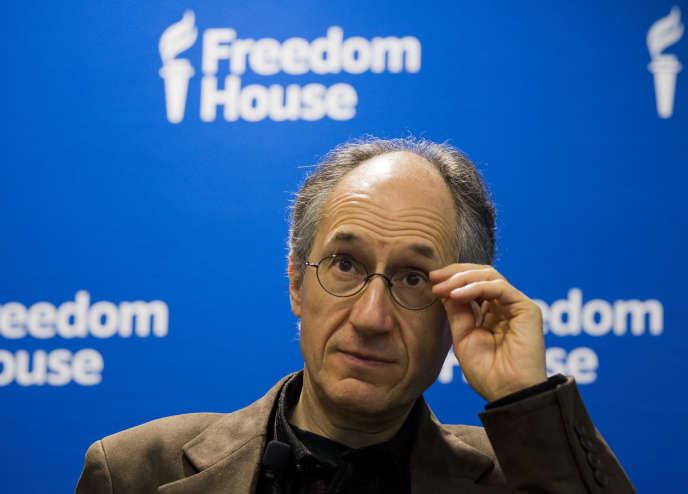Gérard Biard, rédacteur en chef de