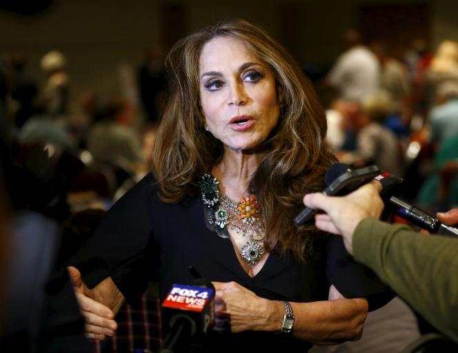 Pamela Geller, qui dirige l'AFDI est réputée pour ses positions islamophobes.