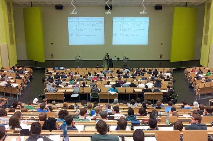 A l'Ecole polytechnique, dix-huit chaires d'entreprise sont actives. Chacune d'elles est financée en moyenne à hauteur de 300 000 euros par an.