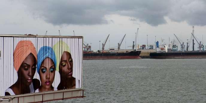 Lagos, le 11 avril 2015