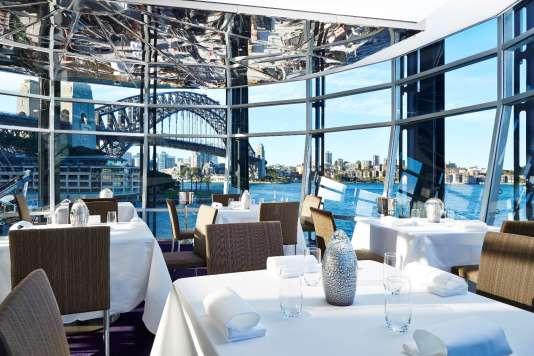 Le restaurant Quay, à Sydney.