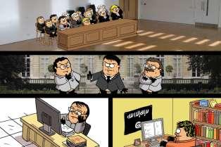 La loi sur le renseignement expliquée en patates.
