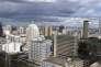 An aerial view of Kenya's capital city Nairobi on July 13, 2001. AN - RTRKOTP