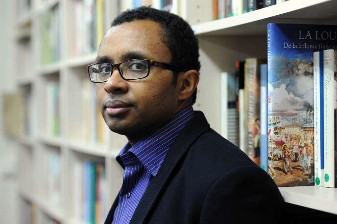 Pap Ndiaye, professeur d'histoire à Sciences Po Paris et auteur de «La Condition noire. Essai sur une minorité française» (Calmann-Lévy, 2008).