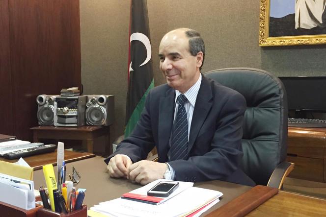 L'ambassadeur du pays à l'ONU s'oppose au projet de résolution qui permettrait le déploiement de moyens militaires.