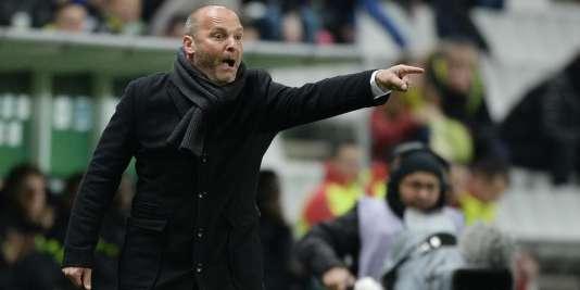Pascal Dupraz devient l'entraîneur de Toulouse.