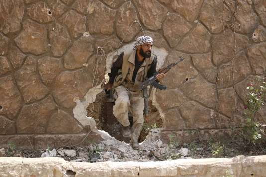 La Ghouta orientale, assiégée depuis deux ans, est régulièrement visée par des bombardements du régime.
