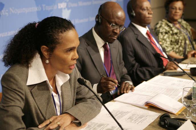 La Cap-verdienne Cristina Duarte est la seule femme à se présenter à la présidence de la Banque africaine de développement.