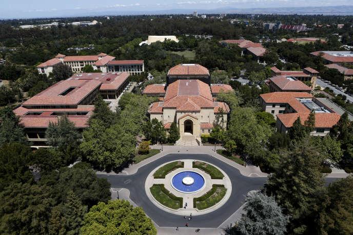 Campus de l'université Stanford (Californie).