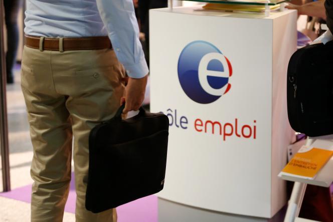 En France, plus de 3,57 millions de personnes sans aucune activité sont inscrites à Pôle emploi.