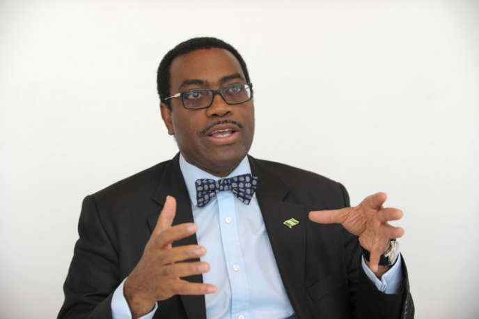Akinwumi Adesina, ministre de l'agriculture et du développement rural au Nigeria.