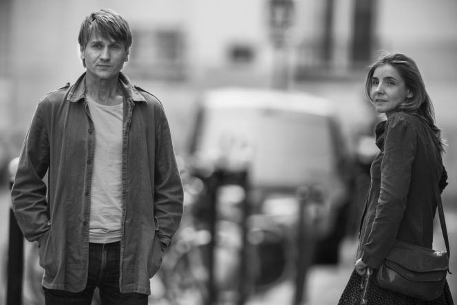 Stanislas Merhar et Clotilde Courau dans le film français de Philippe Garrel,
