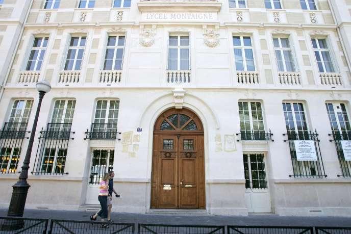 Le lycée Montaigne à Paris propose des classes préparatoires commerciales voie scientifique (ECS) ou voie économique (ECE).