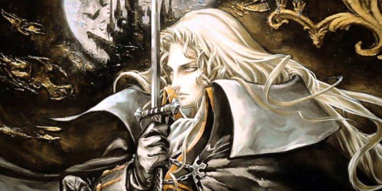 Castlevania : symphony of night