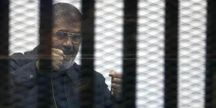 L'ancien dirigeant islamiste était poursuivi pour « incitation au meurtre » de manifestants de l'opposition en décembre 2012, au moment où il était au pouvoir.