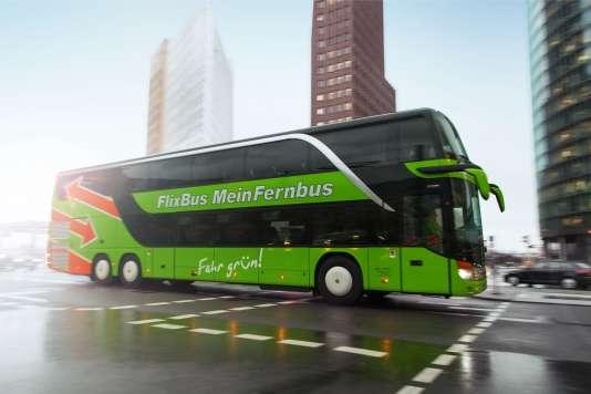 FlixBus s'est imposé à la tête du marché allemand.