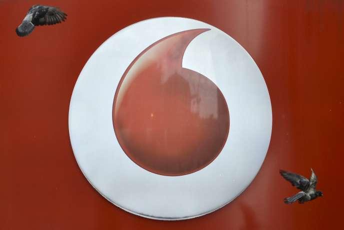 Au siège de Vodafone à Londres en 2013.