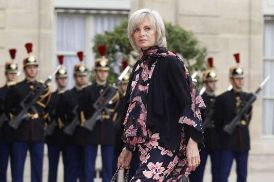 Elisabeth Guigou, le 18 mai 2015.