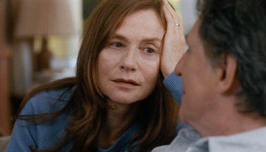 """Isabelle Huppert et Gabriel Byrne dans """"Louder Than Bombs"""", de Joachim Trier."""